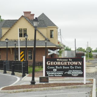 Georgetown Train Station
