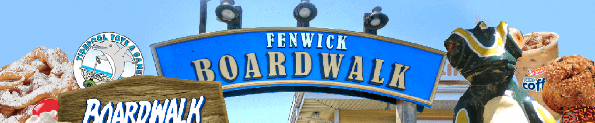 Fenwick Boardwalk